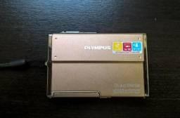 Câmera Digital Olympus 10.1 Mega Pixels Completa