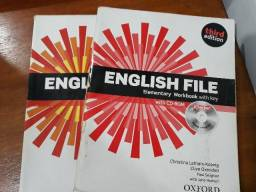 English File Elementary student´s book and workbook