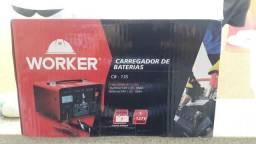 Carregador de Baterias Novo