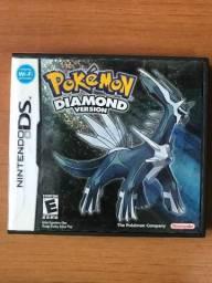 Jogo Pokémon Diamond - Nintendo DS