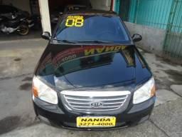 Kia Cerato 1.6 ex sedan 16v gasolina 4p automático - 2008