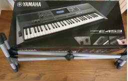 Teclado Yamaha PSR-E453 SEMIPROFISSIONAL