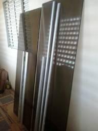 Box de Banheiro de Vidro Blindex