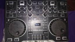 Cdj Control MP3 lê Hércules preta