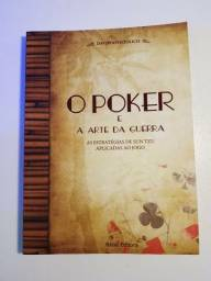 Livro O Poker E A Arte Da Guerra - David Apostolico