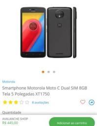Motorola C (lacrado)