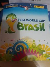 Album Fifa World Cup Brasil 2014