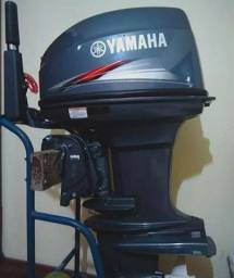 Vendo motor Yamaha 40hp usado