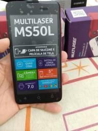 Vendo esses Celulares: Multilaser Ms50L - ipro A3 - Blu Z3/Z4