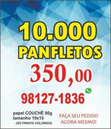 Menor preço panfletos! Promoção Panfleto!