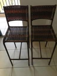 Cadeira pra bistrô