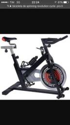 Bicicleta Spinning Revolution Cycle Pro II