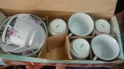 Jogo de Xícaras para chá, café ou leite