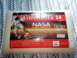 2 Travesseiros Viscoelástico Tecnologia NASA