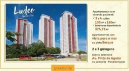 Título do anúncio: Apartamento de 4 suítes em Patamares! Greenville Ludco!