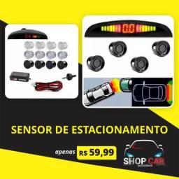 Sensor de Estacionamento R$89,00
