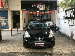 Nissan March Modelo S 1.6 2017 Completo Mas Novo do Rio Planos Sem Entrada - 2017