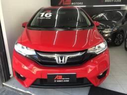 Honda Fit 1.5 EX 2016 - Automático - Abaixo Da Fipe !!! - 2016