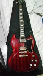 Guitarra Epiphone G400