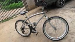 Bicicleta Caloi troco por game