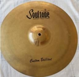 "Prato Soultone Custom Brilliant Crash 16"""