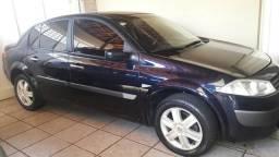 Renault Megane Automático Completo (ar direção vidros travas) Vendo/Troco - 2007