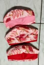 Usado, Touquinhas para cozinheira (o) e enfermeira (o) comprar usado  Cuiabá