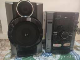 Minisystem LG 740 W