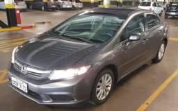 Honda Civic LXS 1.8 Automático - 2015