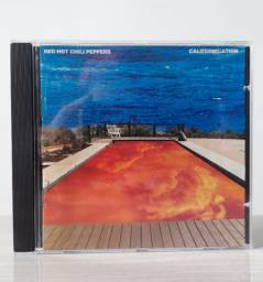 CD Red Hot Chilli Peppers - Californication (Versão Nacional)