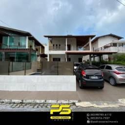 Casa com 4 dormitórios à venda, 345 m² por R$ 1.500.000 - Portal do Sol - João Pessoa/Para