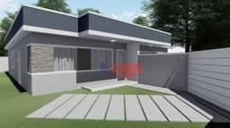 Lançamento de Casas lineares 03 quartos - Extensão do Bosque/Rio das Ostras/RJ