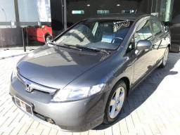Civic Sedan LXS 1.8 1.8 Flex 16V Aut. 4p