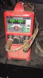 Máquina de Solda Tig e eletrodo  Fronius