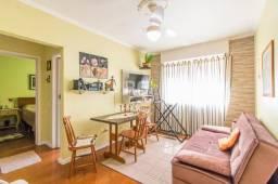 Apartamento à venda com 1 dormitórios em Jardim do salso, Porto alegre cod:EL56353327