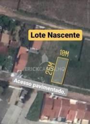 Terreno à venda no bairro São Luiz - Arapiraca/AL