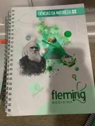 Vendo Material completo curso Fleming Medicina 2019