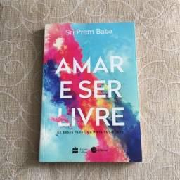 Livro amar e ser livre