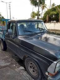 Vendo ou troco f1000 86 mwm - 1986