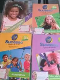 Kit completo sistema de ensino sucesso