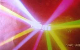 Iluminação De Efeito Centopeia Star
