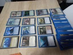 Deck de Magic Commander Trigêmeas do Sen