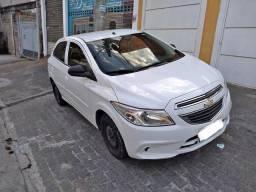 GM- Onix LT 1.0 White Completo - 2015
