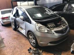 Sucata Honda New Fit 09/14