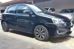 Toyota Etios Platinum 1.5 Automático - 2017