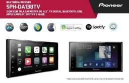 DVD 2din Pioneer SPH-DA138TV