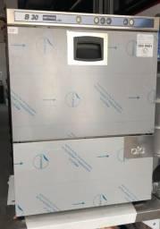 Maquina de lavar loucas industrial capacidade 18 pratos -Géssica *