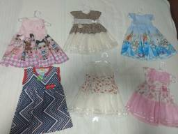 Lote de roupas infantil F/M peças novas
