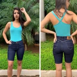 Bermuda Jeans Mess