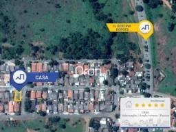 Casa com 2 dormitórios à venda, 150 m² por R$ 190.000,00 - Conjunto Vera Cruz - Goiânia/GO